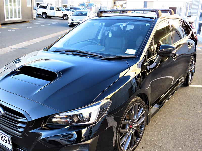 Luxury sports car exterior detailing by Doctor Cuts Detail Shop